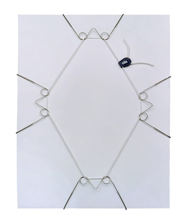 large poster wall hanger back - Display Buddie