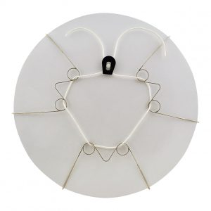 large wall plate hanger - Display Buddie