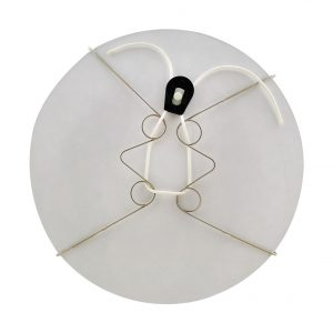 medium wall plate hanger - Display Buddie