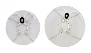 small and medium wall plate hangers - Display Buddie